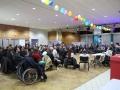 Les adhérents réunis pour l'assemblée générale