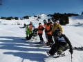 Toute la section de ski alpin