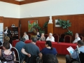 Discours Gérard ROTH président HL avec le bureau HL