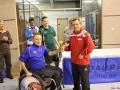 Paul SILVA reçoit un trophée
