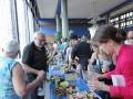Le buffet offert par Handisport Lyonnais