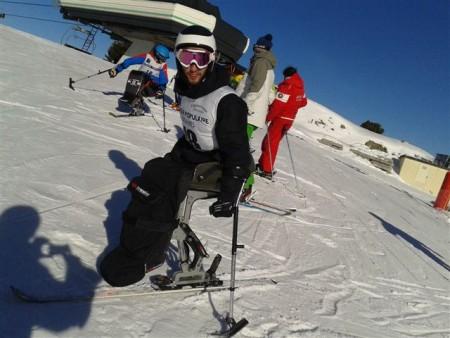 Encore des podiums en ski Alpin