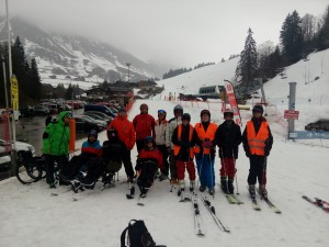 Ski Alpin Grand Bornand 2017 L1