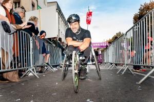 Frédéric 20171001 marathon run in lyon 1