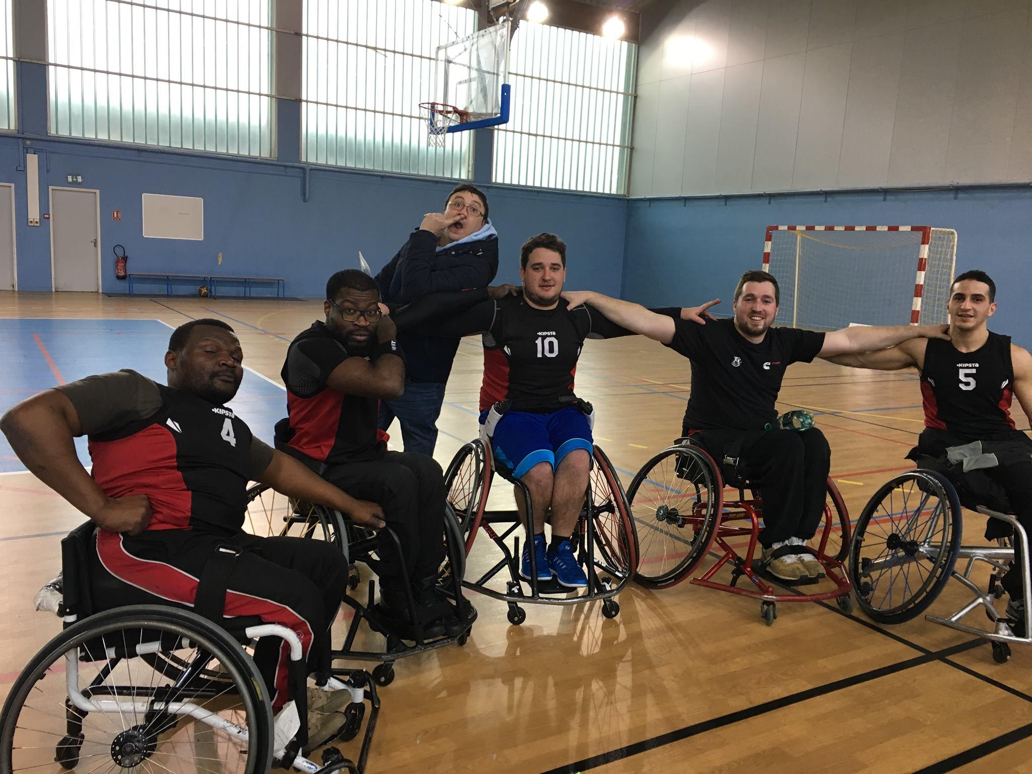 Basket Lyonnais Basket Fauteuil Handisport Lyonnais Lyonnais Fauteuil Basket Handisport Handisport Fauteuil Basket xZ0zwtnqq