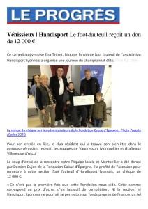 Article Le Progrès Janvier 2020-page-001