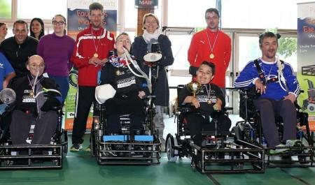 equipe Lyon2 foot fauteuil